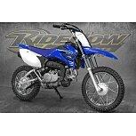 2021 Yamaha TT-R110E for sale 201050576