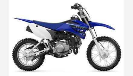 2021 Yamaha TT-R110E for sale 201070370