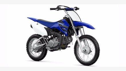 2021 Yamaha TT-R110E for sale 201071212