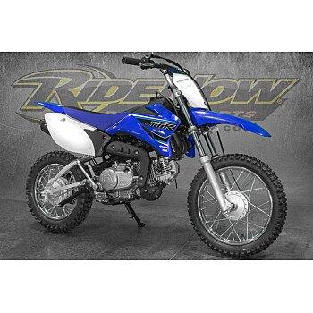 2021 Yamaha TT-R110E for sale 201075549