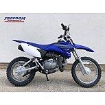 2021 Yamaha TT-R110E for sale 201081840