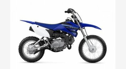 2021 Yamaha TT-R110E for sale 201122363