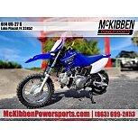 2021 Yamaha TT-R50E for sale 201008774