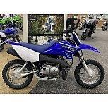 2021 Yamaha TT-R50E for sale 201011875