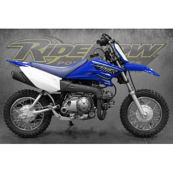 2021 Yamaha TT-R50E for sale 201051207