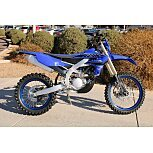 2021 Yamaha WR250F for sale 201023344