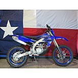 2021 Yamaha WR250F for sale 201024971