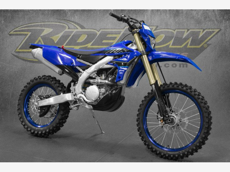 2021 Yamaha WR250F for sale 201063039