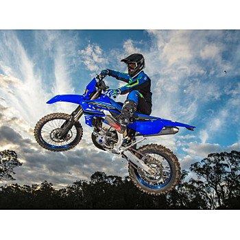 2021 Yamaha WR450F for sale 201027580