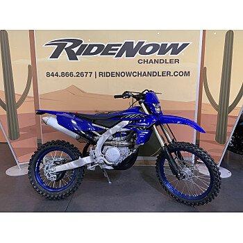 2021 Yamaha WR450F for sale 201056473