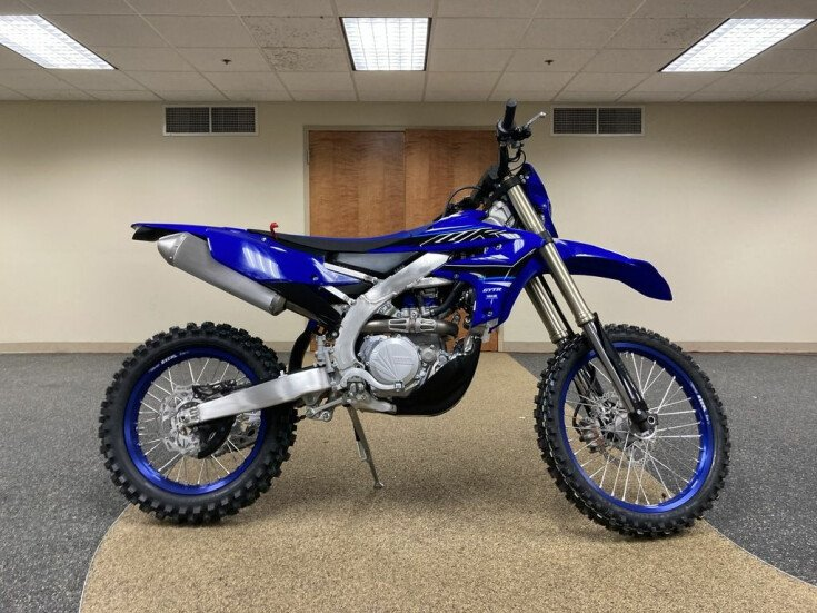 2021 Yamaha WR450F for sale 201060849