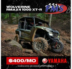 2021 Yamaha Wolverine 1000 for sale 201009133
