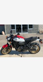 2021 Yamaha XSR700 for sale 201025078