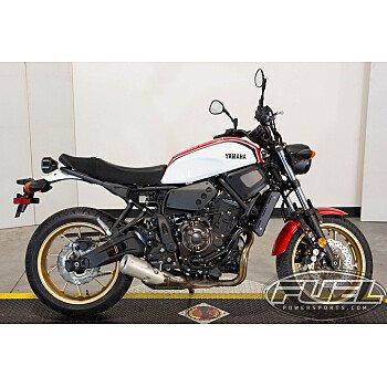 2021 Yamaha XSR700 for sale 201069736