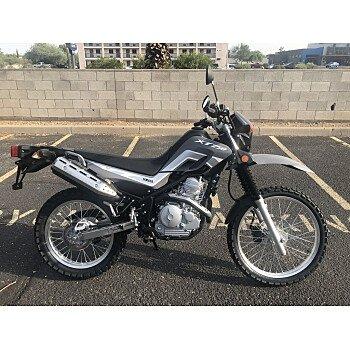 2021 Yamaha XT250 for sale 201000529