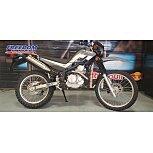 2021 Yamaha XT250 for sale 201055035