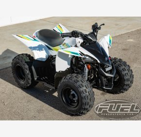 2021 Yamaha YFZ50 for sale 201009374