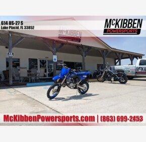 2021 Yamaha YZ125 for sale 201074928