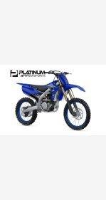2021 Yamaha YZ250F for sale 200943365
