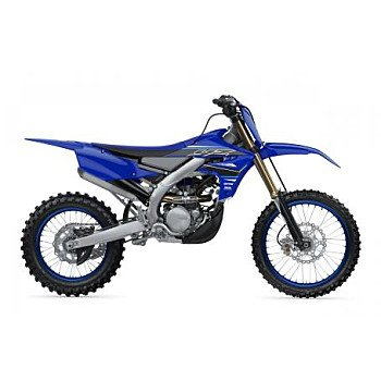 2021 Yamaha YZ250F for sale 200950382
