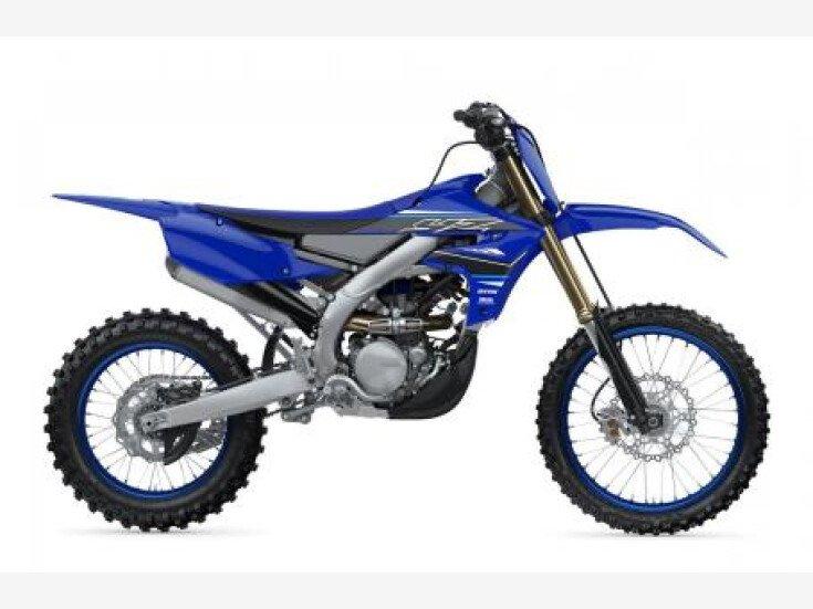 2021 Yamaha YZ250F for sale 200950382