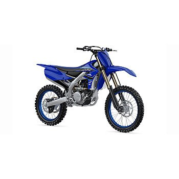 2021 Yamaha YZ250F for sale 200965279