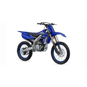 2021 Yamaha YZ250F for sale 200965944