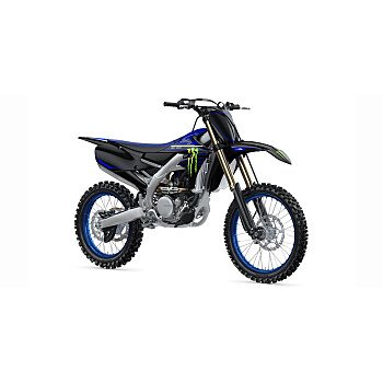 2021 Yamaha YZ250F for sale 200966901