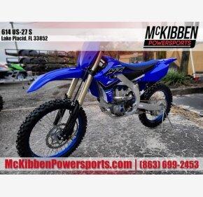 2021 Yamaha YZ250F for sale 200971396