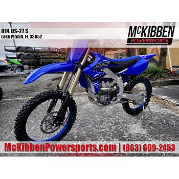 2021 Yamaha YZ250F for sale 200971396
