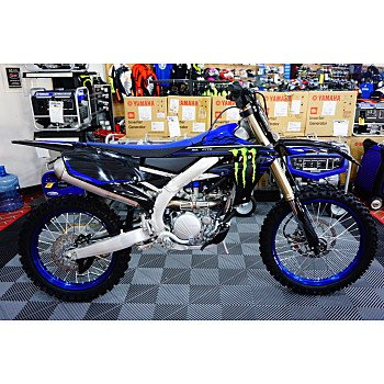 2021 Yamaha YZ250F for sale 200989627