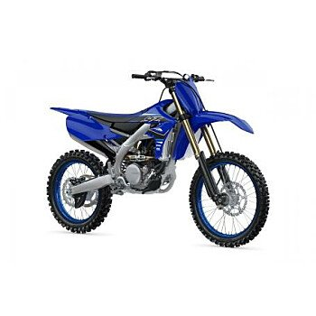 2021 Yamaha YZ250F for sale 200995028