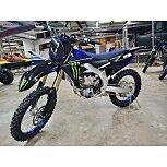2021 Yamaha YZ250F for sale 201015629