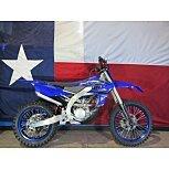 2021 Yamaha YZ250F for sale 201016753