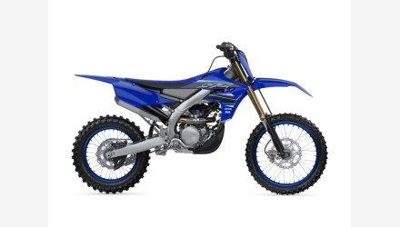 2021 Yamaha YZ250F for sale 201024189