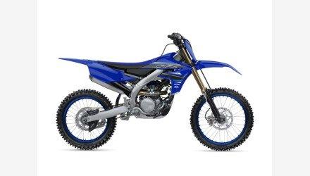 2021 Yamaha YZ250F for sale 201031743