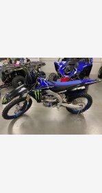 2021 Yamaha YZ250F for sale 201044568