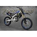 2021 Yamaha YZ250F for sale 201060653