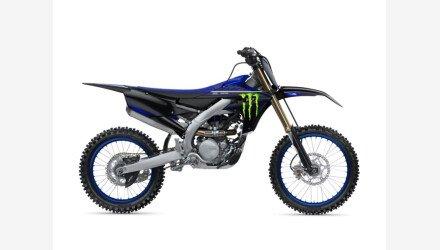 2021 Yamaha YZ250F for sale 201071895