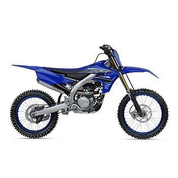2021 Yamaha YZ250F for sale 201175039