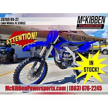 2021 Yamaha YZ250F for sale 201179082