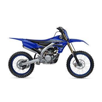 2021 Yamaha YZ250F for sale 201181130
