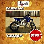 2021 Yamaha YZ250X for sale 200954051