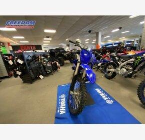 2021 Yamaha YZ250X for sale 201044103