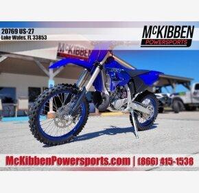 2021 Yamaha YZ250X for sale 201046145