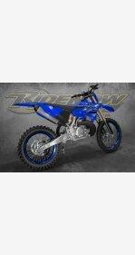 2021 Yamaha YZ250X for sale 201069588