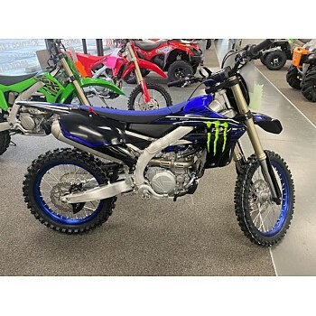 2021 Yamaha YZ450F for sale 200943442