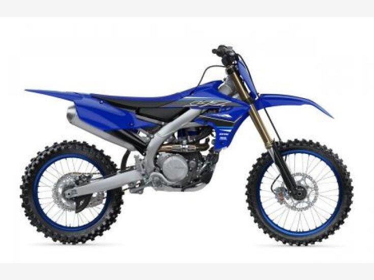 2021 Yamaha YZ450F for sale 200949778