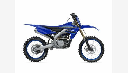 2021 Yamaha YZ450F for sale 200950958
