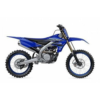 2021 Yamaha YZ450F for sale 200960814